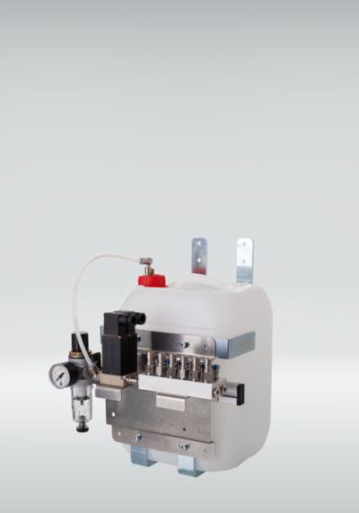 Системы микросмазывания (масляный туман) HPM
